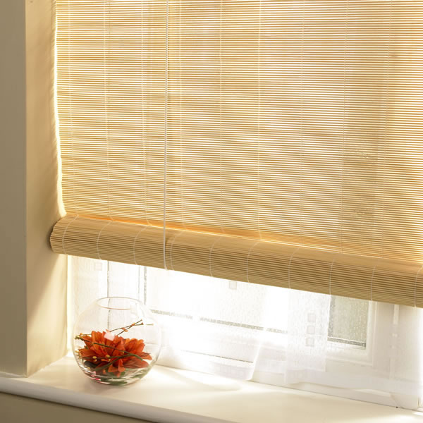 Bamboo Roller Blinds Blinds Direct
