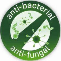 Anti-Bacterial & Anti-Fungal