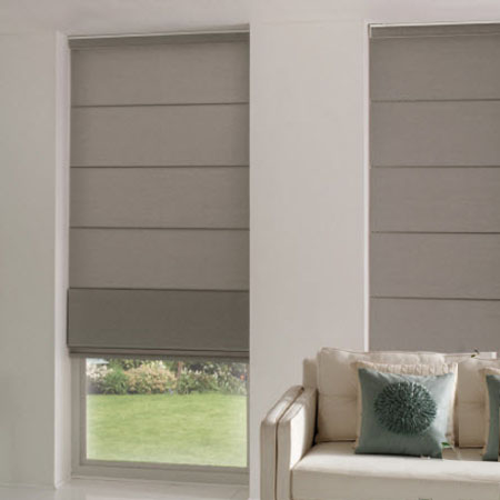 Roman Shades And Blinds Made To