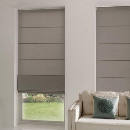 grey-roman-blinds