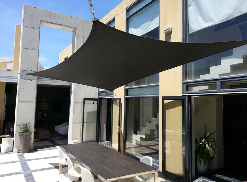 Outdoor Shades And Sails For Summer