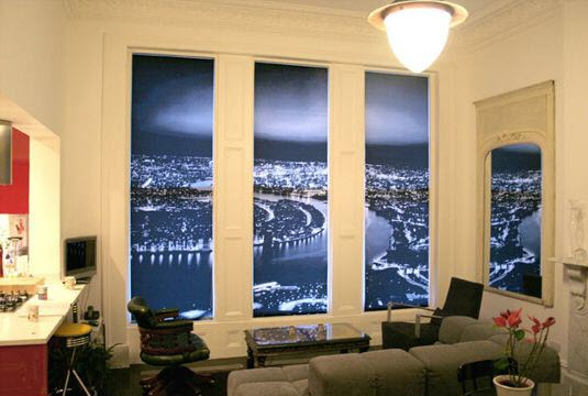 Printed Blinds