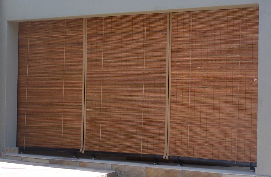 Outdoor Bamboo Range - Coming Soon | Blinds Direct