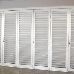 Aluminium Security Shutter Panels
