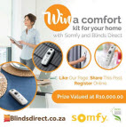 Somfy & Blinds Direct Competition