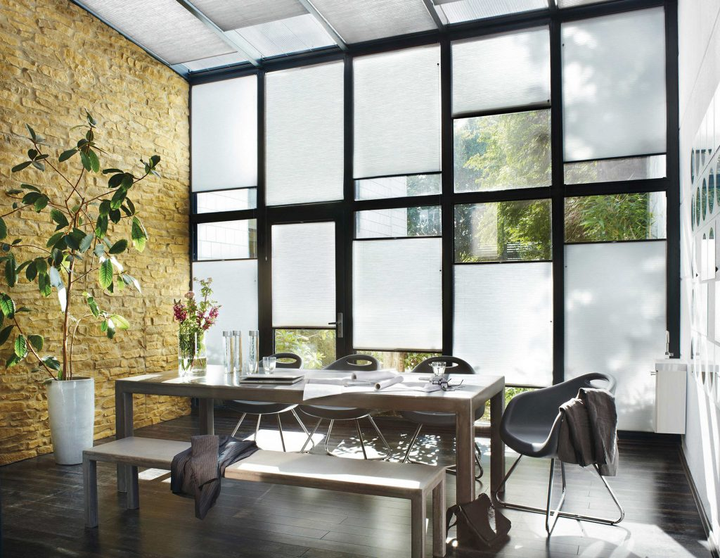 blinds increase home productivity