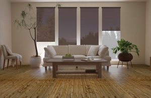 how do roller blinds work