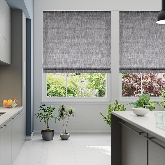 pros and cons of roman blinds